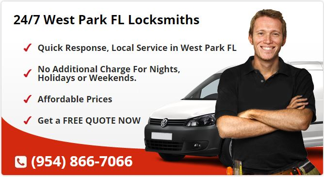 24 Hour Locksmith West Park FL